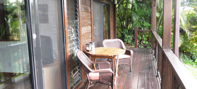 Kapaa condo rental private lanai & bbq grill